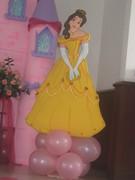Fiesta princesa disney - decoracion mesa