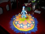 Torta Modelada Sportacus