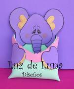 Elefantito golosinero