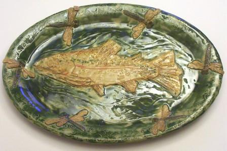 Rainbow Trout Platter