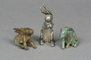 Trio of Rabbits (3/33)