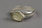 Desert Diamond Engagement Ring