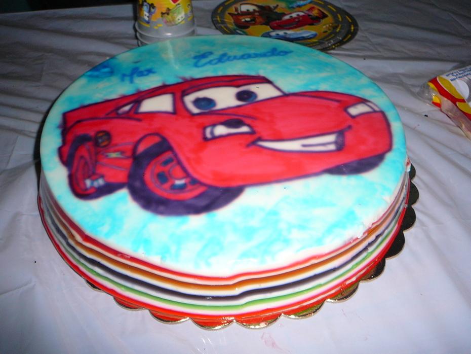 Cars - pastel