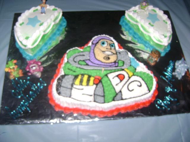 Toy Story 3 Decoración De Cake Pastel De Fiesta De