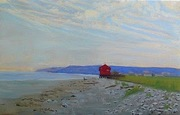Out on Homer Spit