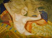 """Watercolor Nudes"""""""