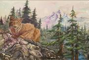 Morning Lynx