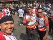 #SAMKL #SAMkualaLumpur #Malaysia #TMP #bikers #KL2017 #thecyberway #greenhats #GreenHatsTech  #ZahidHamidi #ZiaullahMirza #giatmara #jeliGIATMARA #KDNPUTRAJAYA