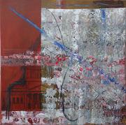 """Art encroaching Architecture"" 2010"