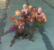 PPS Summer Dreamers played Water Polo at Kingsley