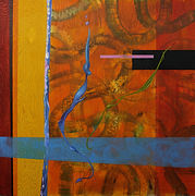 """""""Abstract with poetic appearance"""" 2011"""