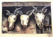 Arab market scene (To the goat-god)