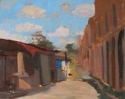 Acqueduct, Via Togliatti