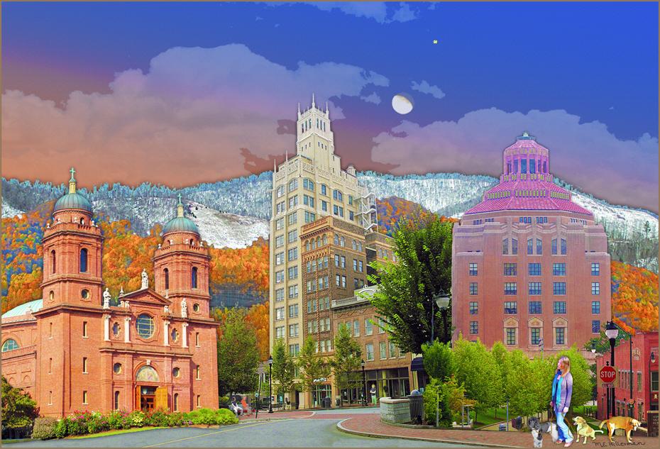 Asheville Seasons