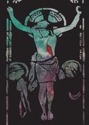 On The Cross (9.75x13.75)