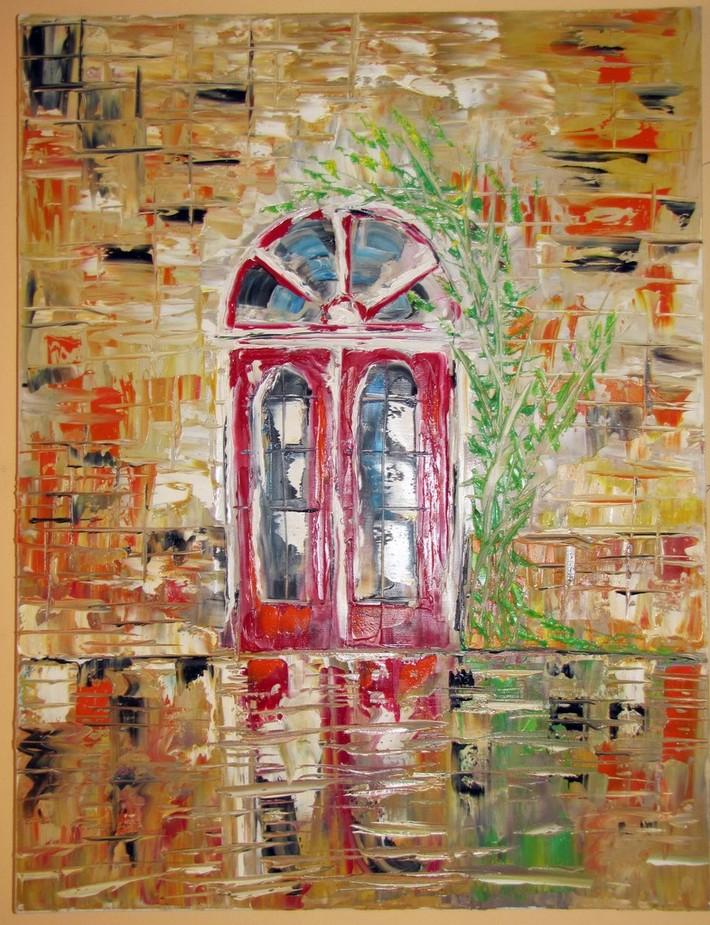 crvena vrata