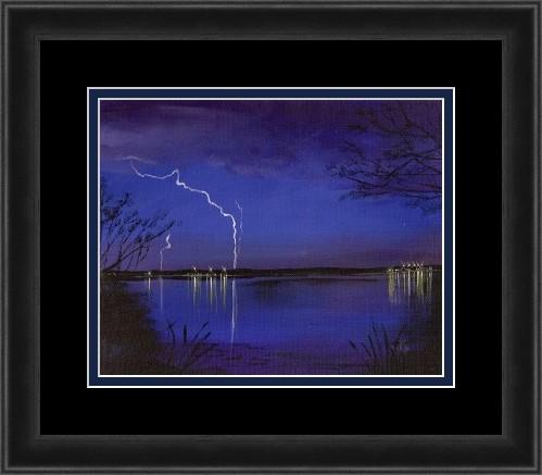 Storm on Long Lake