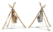 Free-Standing Sculptural Pieces