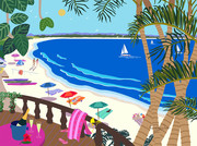 Beach Vacation Lifestyle