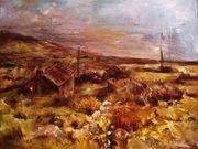 Landscape in Kerry