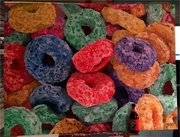 Fruit Loops_Ken Blaze_4 ft by 6 ft_2013_ Oil