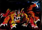 Christmas Monster - 2012 - #5