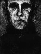 Self Portrait Wearing Black Uniqlo Puffy