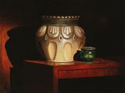 Two Handmade Pots