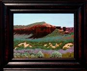 Dinosaur Country (Near Vernal, Utah)