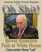 Cheney's Rumored Bowel Resection Acts Up