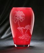 Gerainium Vase