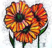 sunrainbowflowers
