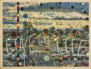 landscape Oakland trilogy 2  29 x 38