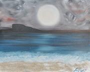 Evening on the Beach (3D)