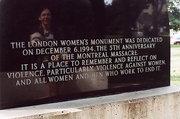 Dedication, London Women's Monument