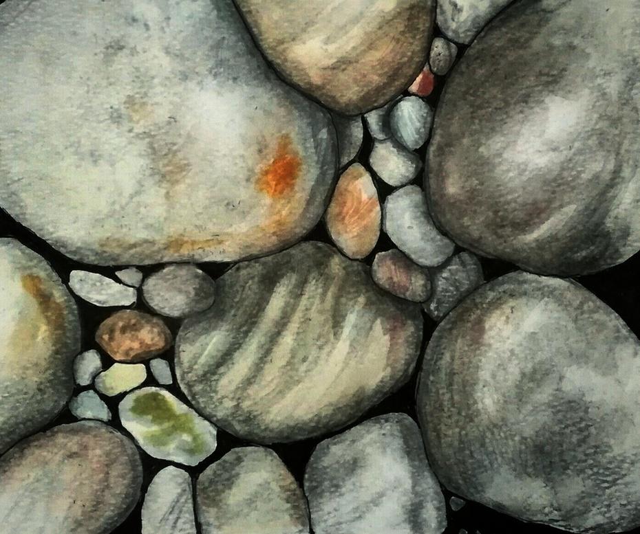 Synergy: River Rocks