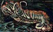 mother elephant-crayfish 2