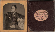 Colonel Edmund Barron Hartley, VC, taken 29 June 1859