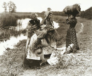 Charles Smerdon Roe: Untitled (Harvesters).