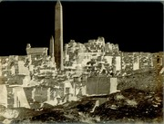 Louis De Clercq: Karnak, Overall View of the Ruins, Egypt