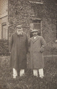 Ranji and W.G.Grace