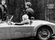 "Felix Sussman : ""Can I join the Creative Photo Group? Sports Car Girl"