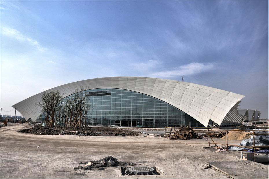 Shanghai Oriental Sports Center - Natatorium