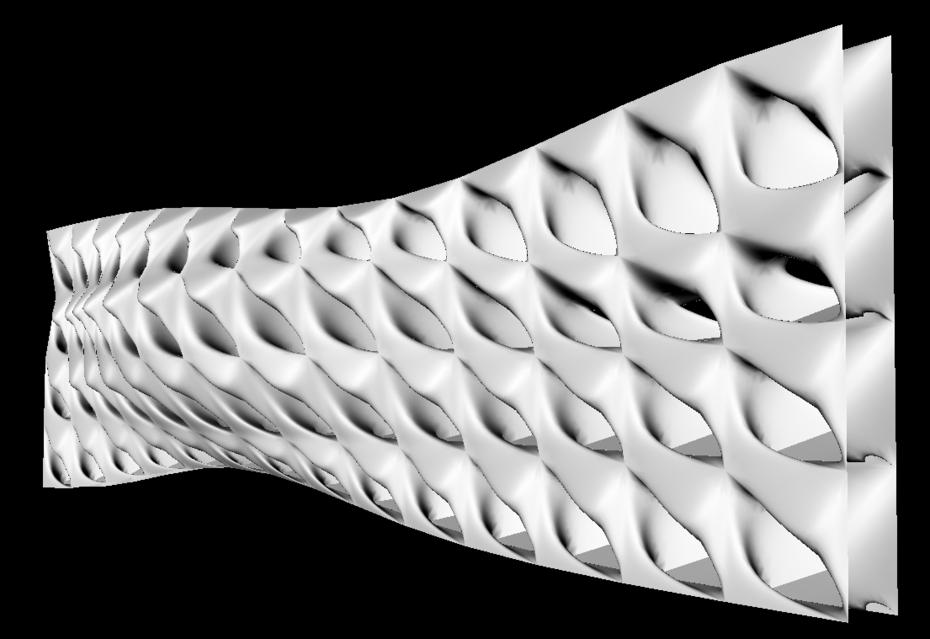 Soft Surface Paneling