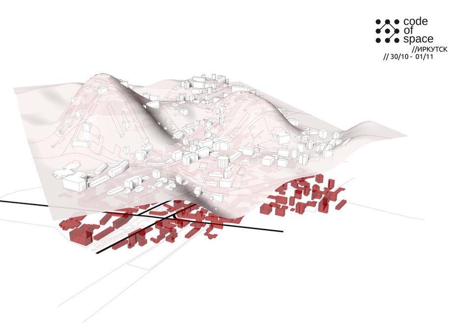 creating city landscape