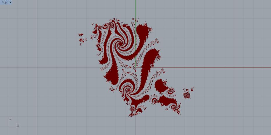 Simurgh fractal