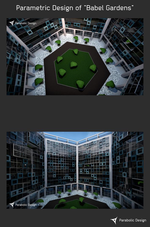"Parametric Design of ""Babel Gardens""-003"