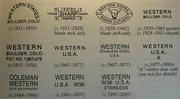 western markings