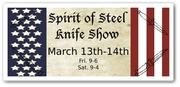 Dalton Knife Show 2015