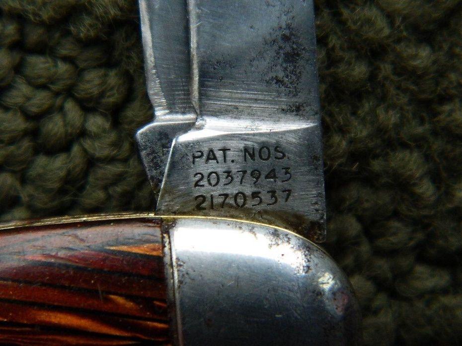 Hammer Brand Jack Knife 3